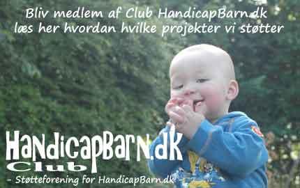 Bliv medlem af Club HandicapBarn